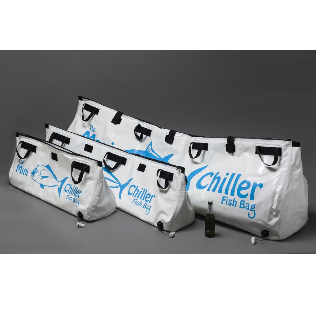 Chiller fish bags marine rescue nsw shop for Fish in a bag